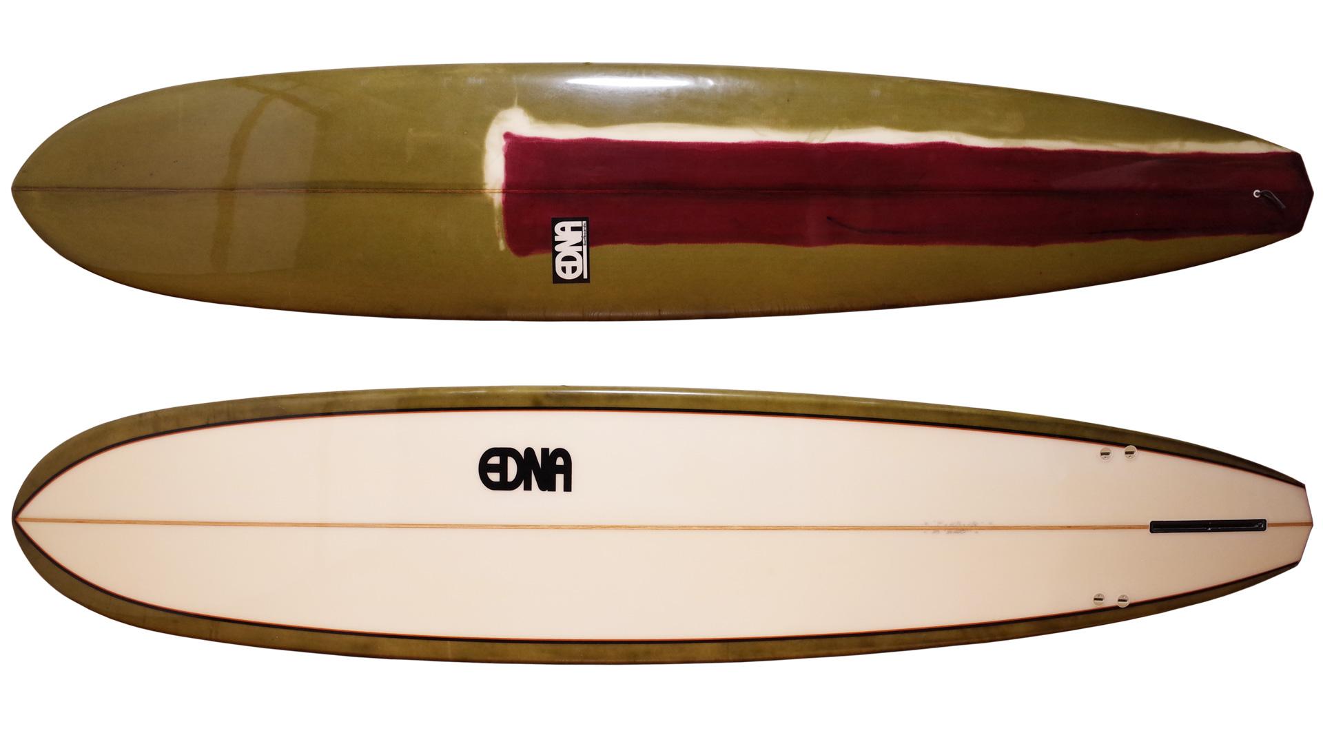 EDNA エドナサーフボード ロングボード 9`1 Performance