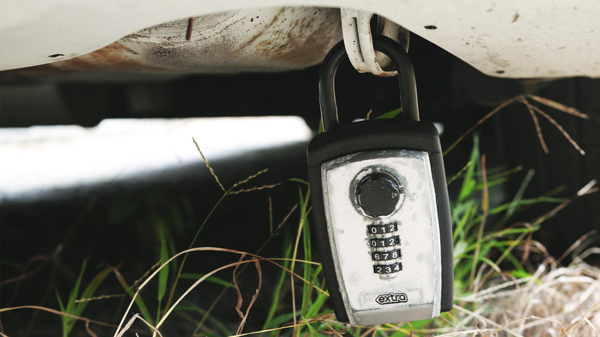 サーフロック(セキュリティボックス)で盗難対策