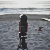 自動追跡型ロボットカメラマン「SOLOSHOT3」サーフィン